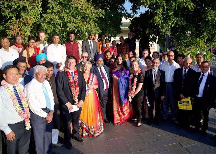 Interfaith guide Launched In Victoria