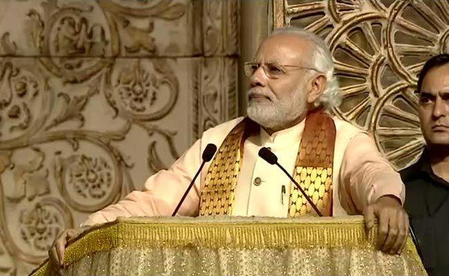 'If We Criticise Everything, Why Should World Look At Us?' PM Modi At Sri Sri Event