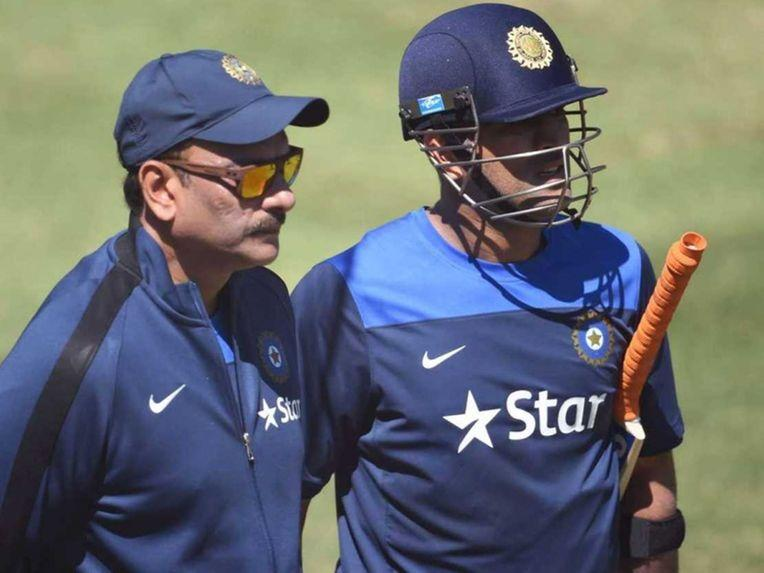 ICC World T20: Mahendra Singh Dhoni Best-Ever India Captain by Far, Says Ravi Shastri
