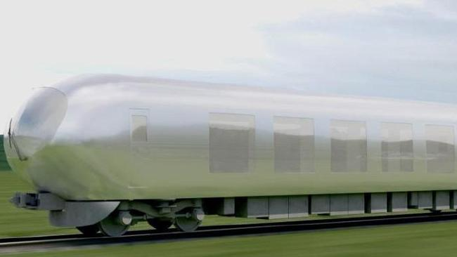 Japan to launch 'invisible' trains to its tracks by 2018