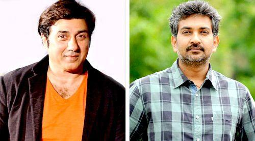 Sunny Deol teams up with SS Rajamouli for Mera Bharat Mahan
