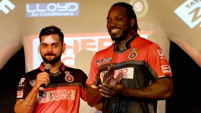 Virat Kohli not worried about Chris Gayle's indifferent form in IPL 2016