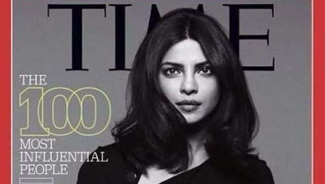 Read what The Rock wrote about Priyanka Chopra in the Time 100 issue