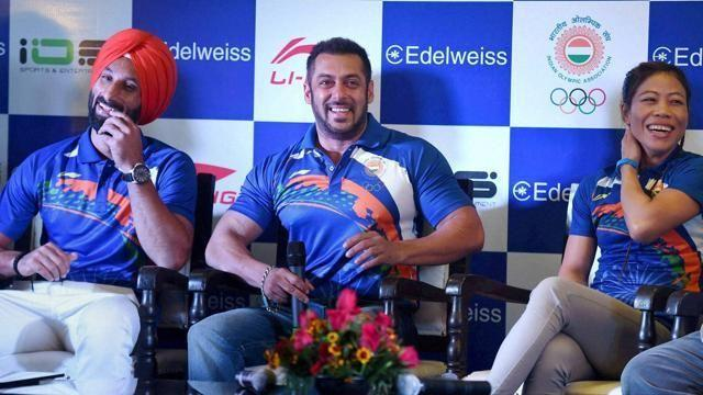 Athletes Divided Over Salman Khan's Appointment as India's Olympic Ambassador, IOA Firm