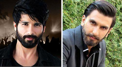 Shahid Kapoor and Ranveer Singh in Ram Lakhan remake?