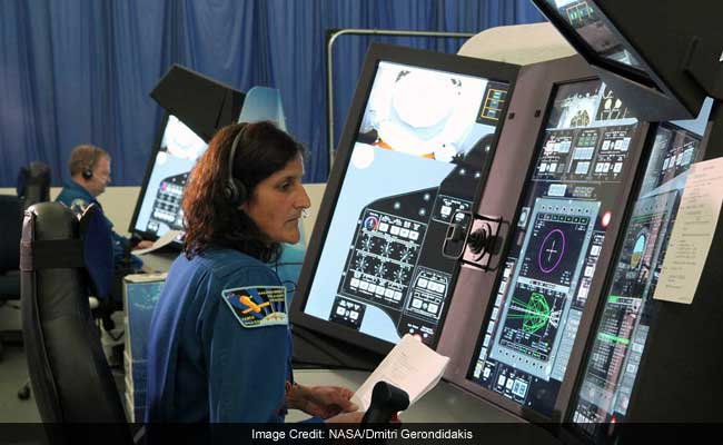 Sunita Williams, Team To Ensure Safe Cargo Flights To International Space Station