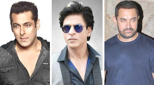 Salman Khan, Shah Rukh Khan and Aamir Khan to be a part of Prime Minister's event