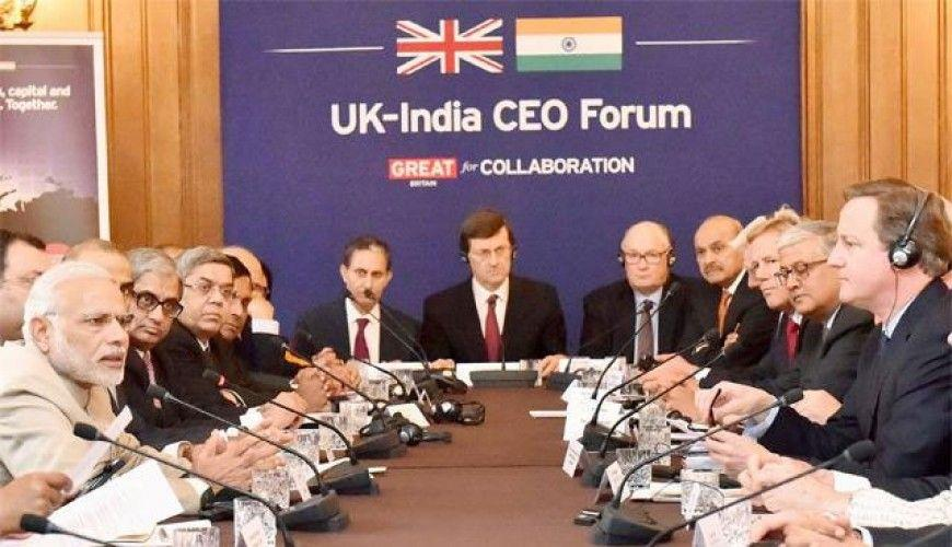 India becomes 3rd largest source of FDI into UK as investments increase 65% in 2015: Report
