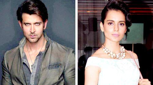 Hrithik Roshan finally reveals Kangna Ranaut's name in his FIR
