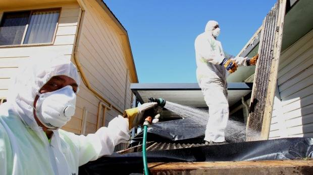 Loose-Fill Asbestos Campaign Launched