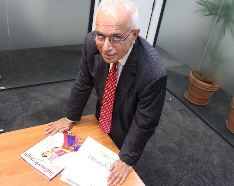 HARMONY IN REAL ACTION -DR. Harinath's success formula for a Multicultural NSW