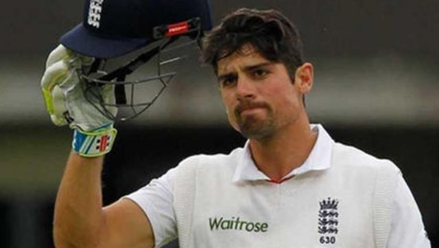 England captain Alastair Cook on the verge of breaking Sachin's record