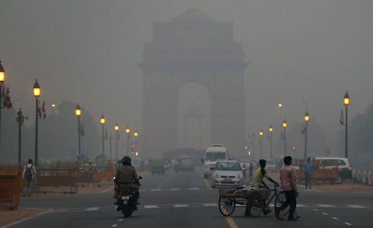 India to issue report on pollution in US, Europe
