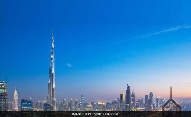The UAE May Build A Mountain To Make It Rain