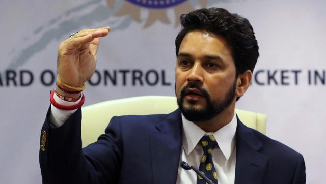 In transition time for BCCI, Anurag Thakur leads new order