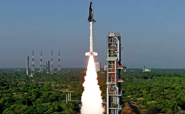 India's Mini-Shuttle Blasts Into Elon Musk's Race For Space