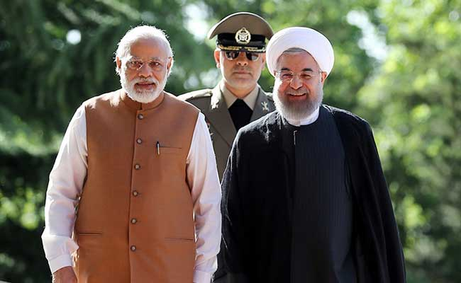 Port Deal Draws Post-Sanctions Iran Closer To India, Afghanistan