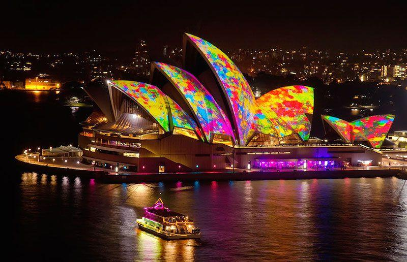 Vivid Sydney Dazzles on Opening Weekend