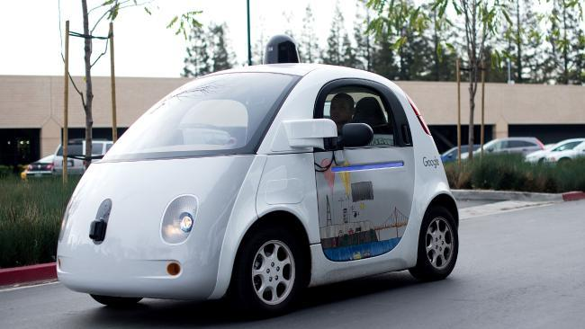 Google patents sticky bonnets to stick pedestrians to self-driving cars