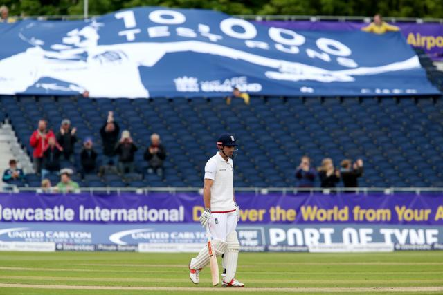 Cook breaks Sachin's record, becomes youngest to 10,000 Test runs
