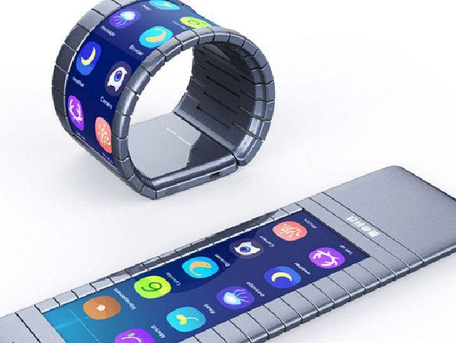Bendable smartphones are going to be a reality soon