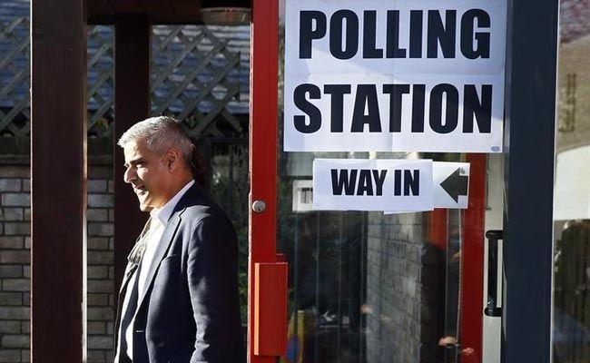 Labour Party's Sadiq Khan Elected First Muslim London Mayor