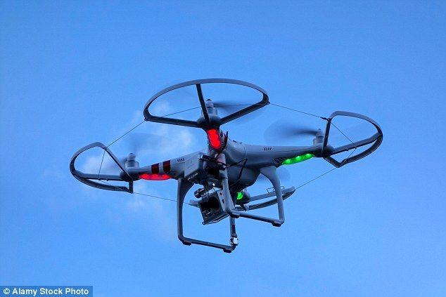 India could soon use drones to transfer human ORGANS