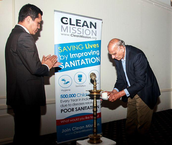 Saving children's lives  - CLEAN MISSION launches TEJPUR Project