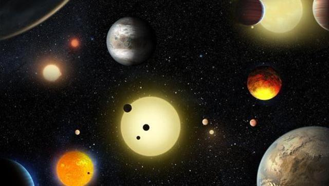Are we alone? Discovery of 1,284 new planets may provide a clue