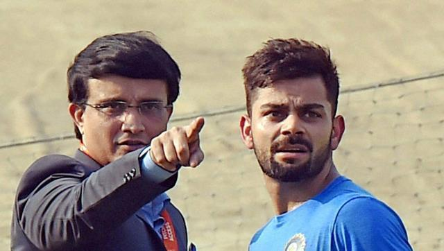 Ganguly doesn't expect Dhoni to lead till 2019 World Cup, backs Kohli
