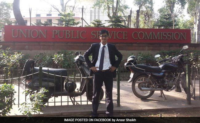 UPSC Cracked, Shubham Again Became Ansar