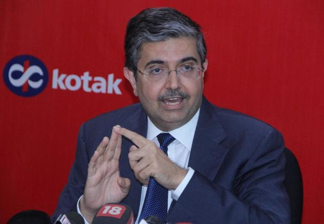 Uday Kotak sole Indian in Forbes' list of most powerful financiers