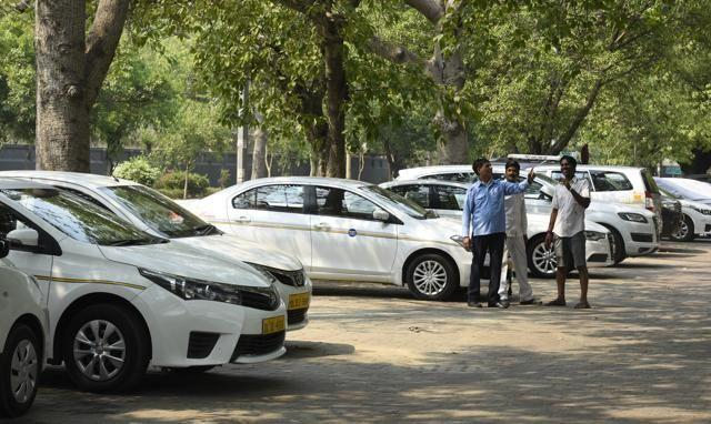 Diesel, petrol cabs go off roads in Delhi, owners warn of suicides