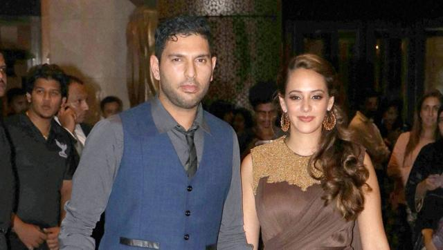 [PICS] Yuvraj Singh Hazel Keech Tie The Knot In Chandigarh