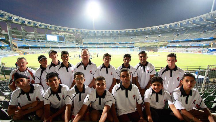 Sydney Warriors Academy leads the way to develop cricket skills for younger generation