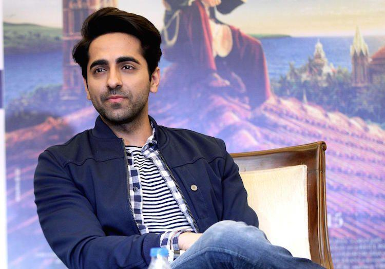 Ayushmann Khurana - Man of Many Shades!