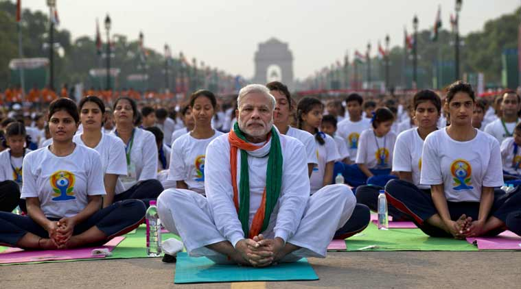 2nd International Yoga Day to be celebrated on 21 June, 2016