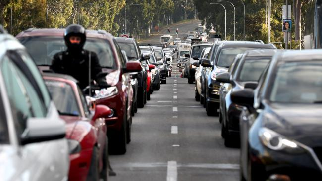 Traffic congestion may cost $50bn by 2031