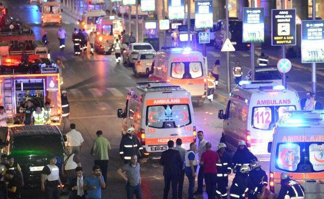 36 Killed In Triple Suicide Bombing At Istanbul Airport, Turkish PM Blames ISIS