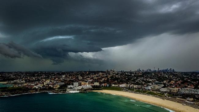 Wild weather coming our way, again