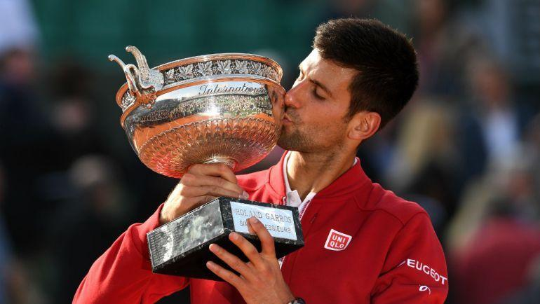 Novak Djokovic Beats Andy Murray to Win French Open, Completes Career Grand Slam