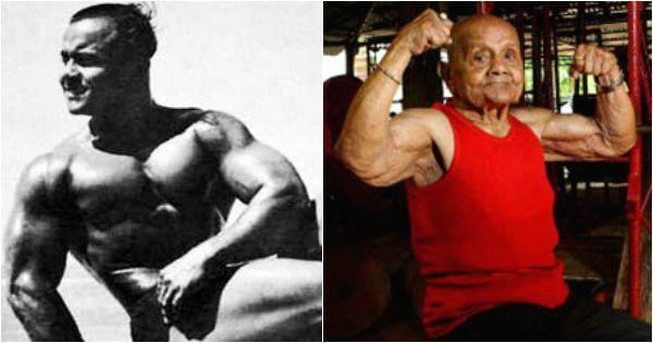 Manohar Aich, India's First Mr Universe Dies