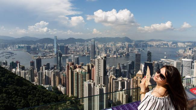 Hong Kong named the world's most expensive city for expats