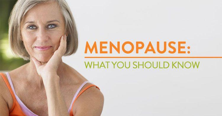 Menopause and treatment options