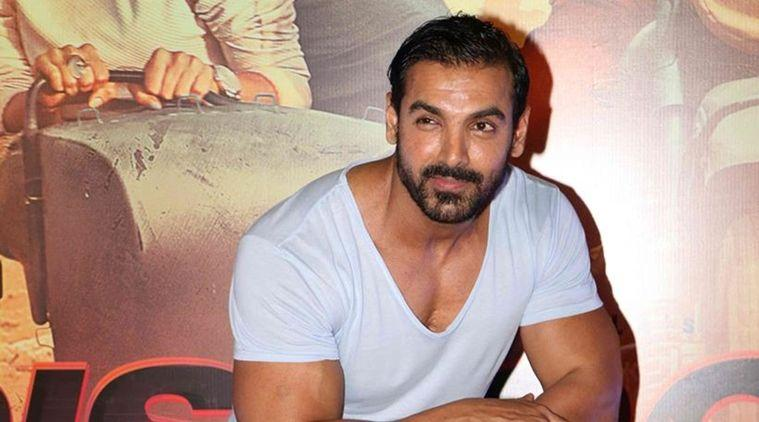 Being sexy to me is being fit, healthy, says John Abraham