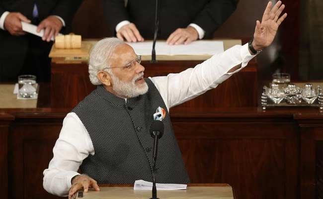 Watch : PM Modi's address at the Joint Meeting of U.S Congress in Washington DC