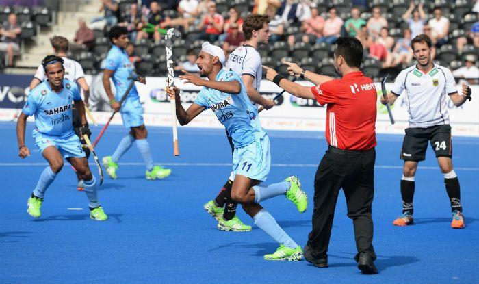 Hockey: India play 3-3 draw against Germany in Champions Trophy opener