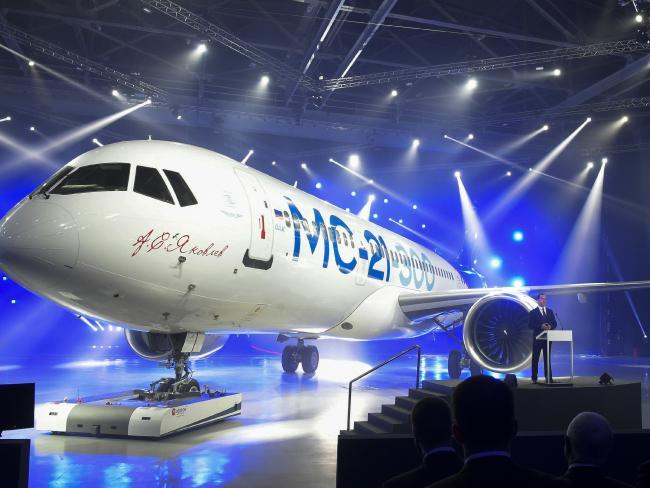 Russia looks to revive its aircraft industry with new plane