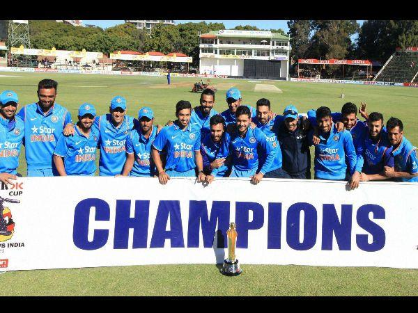 India trounce Zimbabwe by 10 wickets in third ODI, sweep series 3-0