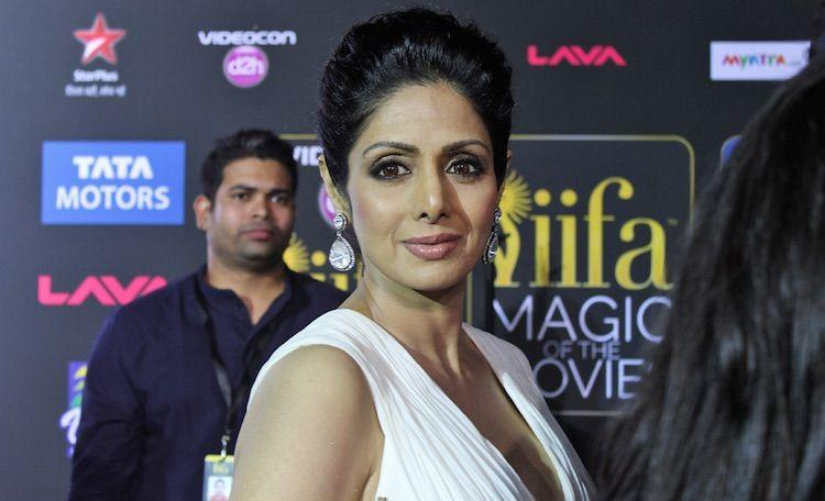 Sridevi to receive outstanding achievement award at IIFA 2016